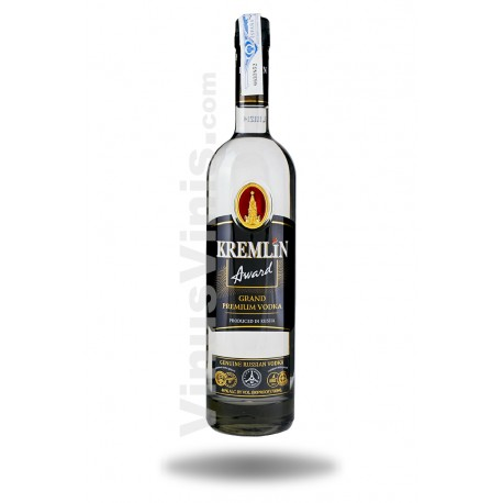 Vodka Kremlin Award