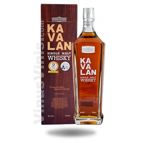 Whisky Kavalan Single Malt