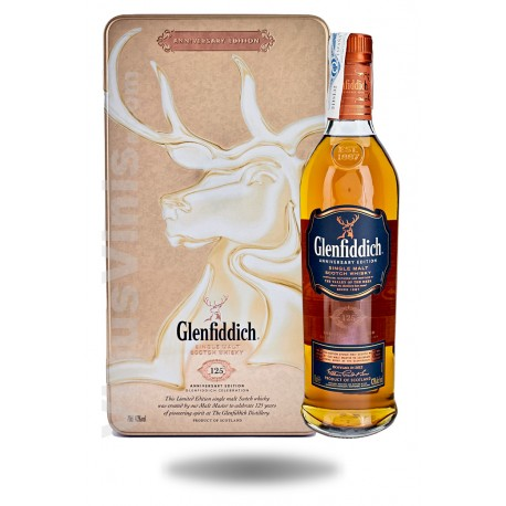 Whisky Glenfiddich 125th Anniversary Limited Edition