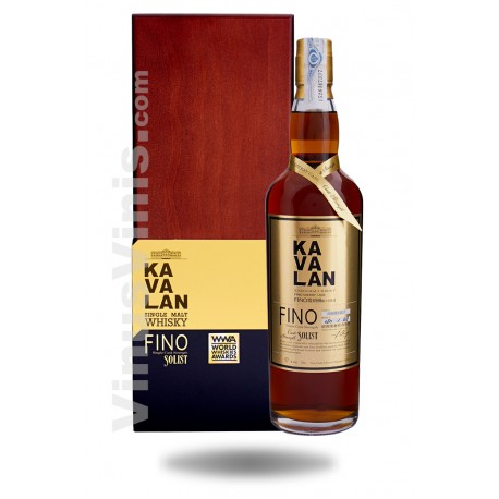 Whisky Kavalan Solist Fino Cask Strength