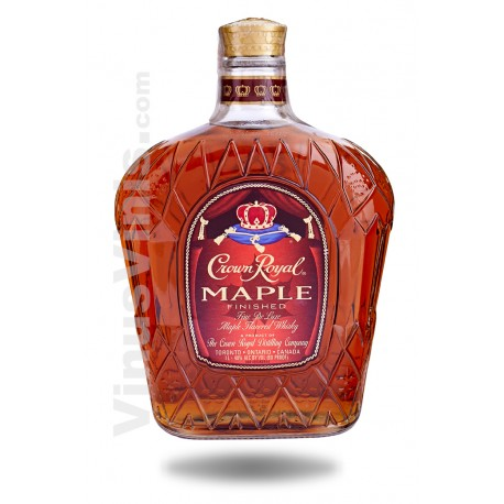 Whisky Seagram's Crown Royal Maple Finished (1L)