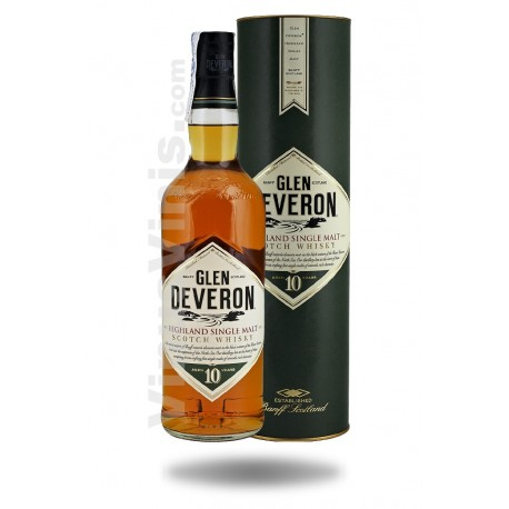 Whisky Glen Deveron 10 ans