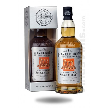 Whisky Hazelburn 8 Years Old