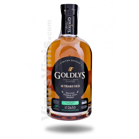 Whisky Goldlys 12 ans Oloroso Cask Finish