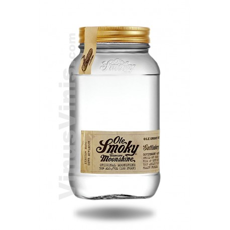 Whiskey Ole Smoky Tennessee Moonshine