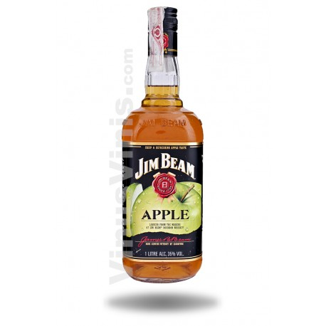 Whiskey Jim Beam Apple (1L)