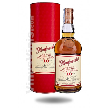 Whisky Glenfarclas 10Years Old