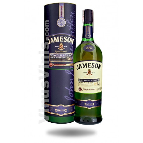 Whiskey Jameson Signature Reserve (1L)