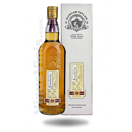 Whisky Strathclyde 30 Year Old 1980 - Rare Auld (Duncan Taylor)