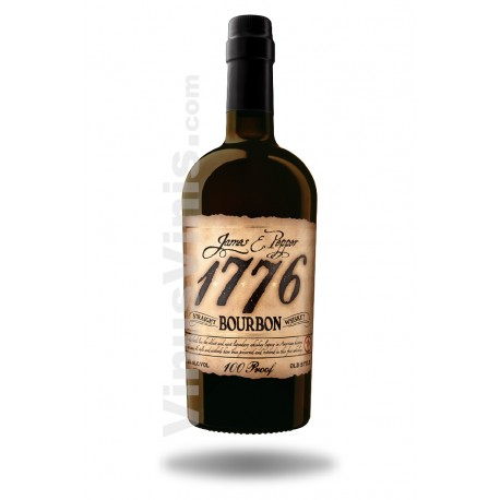 Whiskey James E. Pepper 1776 Bourbon