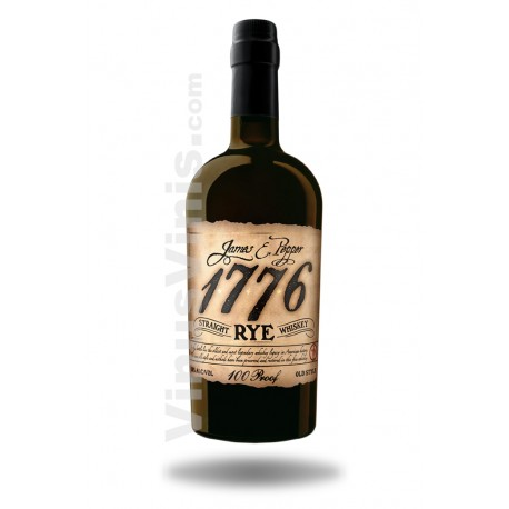 Whiskey James E. Pepper 1776 Straight Rye