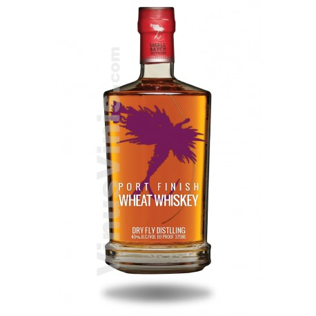 Whiskey Dry Fly Port Finish Wheat