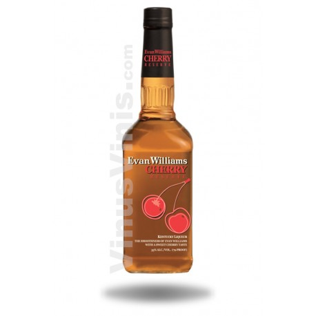 Whiskey Evan Williams Cherry Reserve