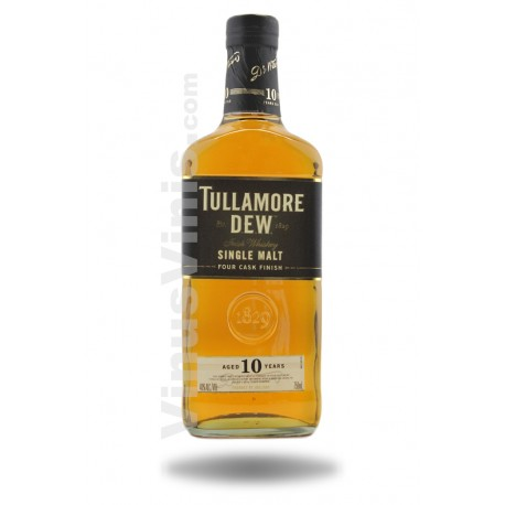Whiskey Tullamore Dew 10 ans