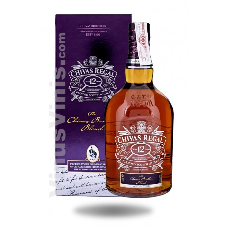 Whisky Chivas Brothers' Blend 12 años (1L)