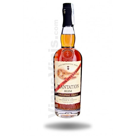 Rum Plantation Original Dark Overproof