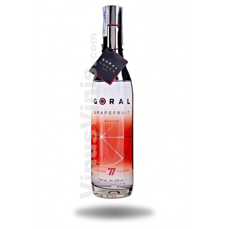 Vodka Goral Master Grapefruit