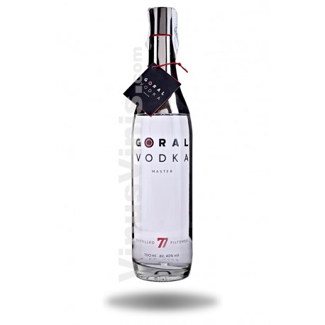 Vodka Goral Master