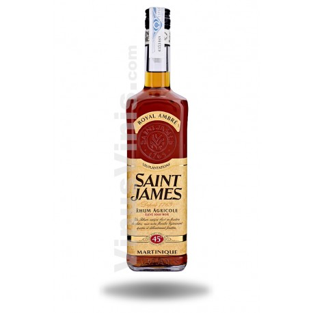 Rhum Saint James Royal Ambre