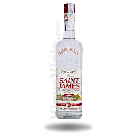 Rhum Saint James Imperial Blanc