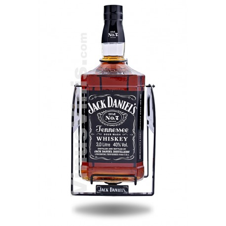 Whisky Jack Daniel's Old No.7 on Cradle (3L)