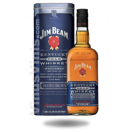 Whiskey Jim Beam Kentucky Dram (1L)