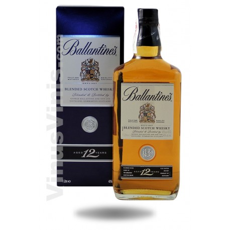 Whisky  Ballantine's 12 Year Old (1L)