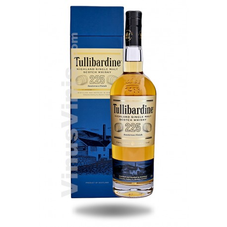 Whisky Tullibardine 225 Sauternes Finish