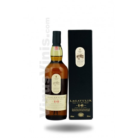 Whisky Lagavulin 16 ans (20 cl)