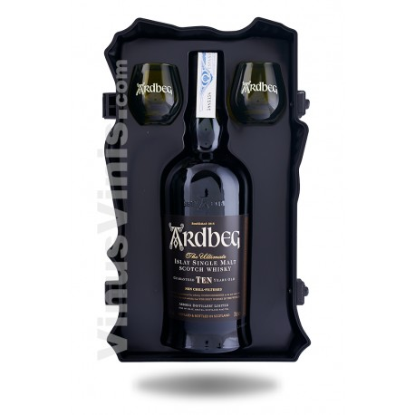 Whisky Ardbeg 10 Year Old Escape Pack