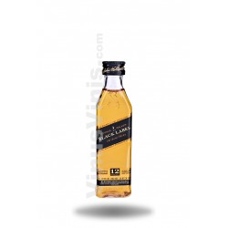 Whisky Johnnie Walker Black Label 12 ans (5cl)
