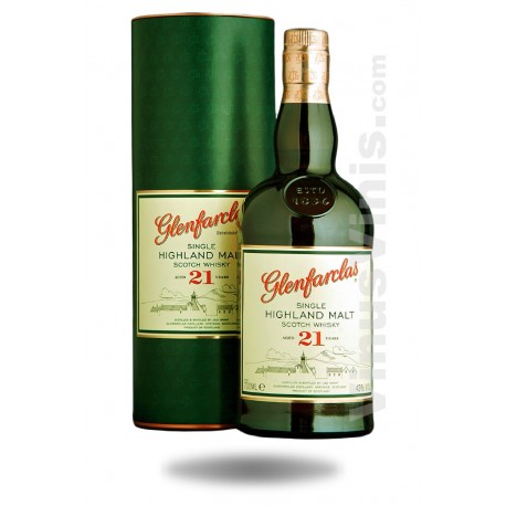 Whisky Glenfarclas 21 Years Old