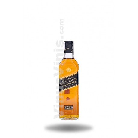 Whisky Johnnie Walker Black Label 12 años (20cl)