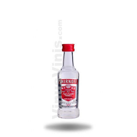 Vodka Smirnoff (5cl)