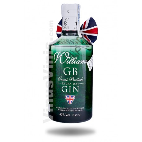 Gin Williams Great British Extra Dry