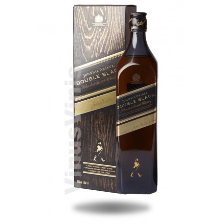 Whisky Johnnie Walker Double Black (1L)