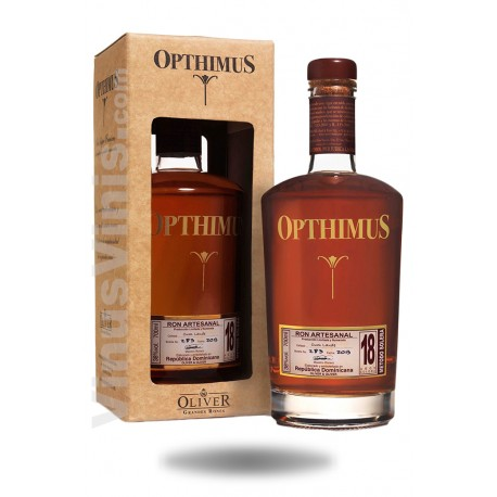 Rum Opthimus 18 Year Old