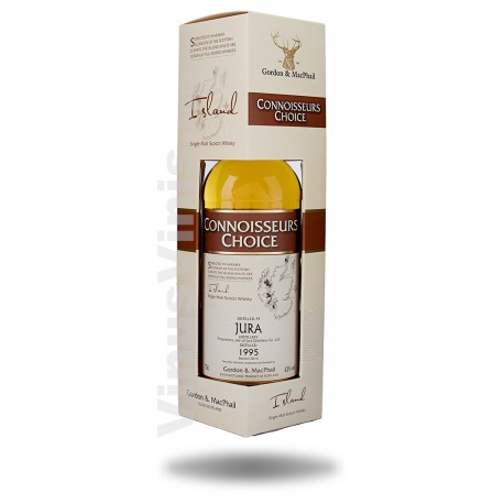 Whisky Isle of Jura 1995 Connoisseurs Choice (Gordon & MacPhail)