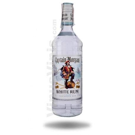 Rhum Captain Morgan White (1L)