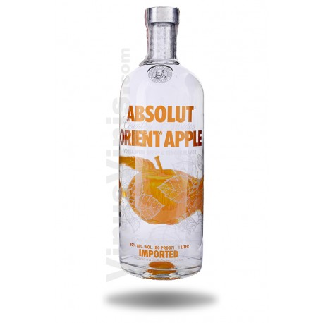 Vodka Absolut Orient Apple (1L)
