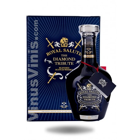 Whisky Royal Salute jahre The Diamond Tribute