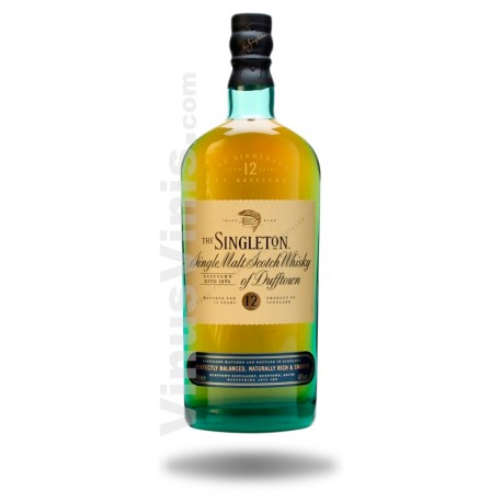 Whisky Singleton of Dufftown 12 ans