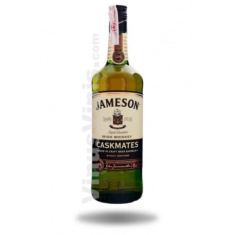 Whiskey Jameson Caskmates Stout Edition (1L)