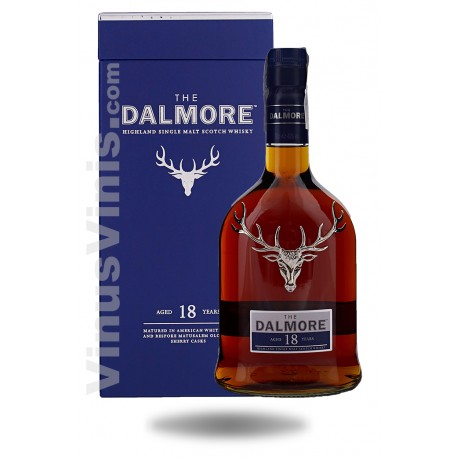 Whisky The Dalmore 18 años