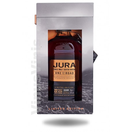 Whisky Isle of Jura One for the Road 22 jahre Limitierte Auflage
