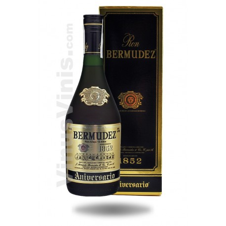 Rum Bermúdez Aniversario 12 Years Old