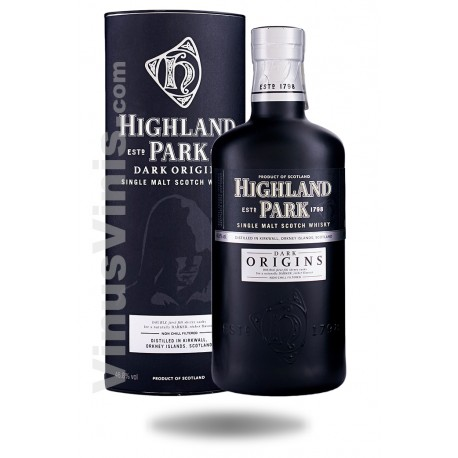 Whisky Highland Park Dark Origins