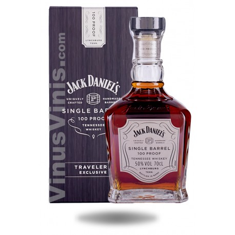 Whisky Jack Daniel's Single Barrel 100 Proof