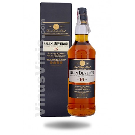 Whisky Glen Deveron 16 Year Old - Royal Burgh Collection (1L)