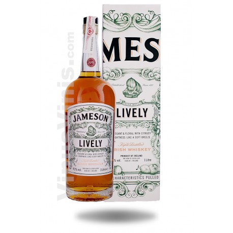 Whiskey Jameson Lively - The Deconstructed Series (1L)